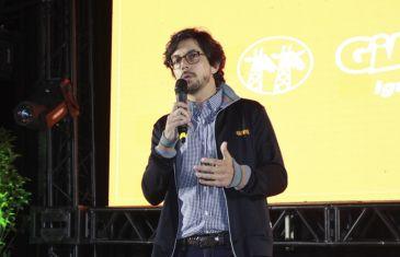 Auditório lotado recepciona palestra com Eduardo Guerra no primeiro dia de FAN