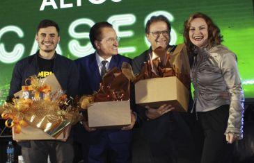 Altos Cases ressalta histórias de sucesso de Adelor Lessa, Antonio Pereira e Ramon Maciel no segundo dia de FAN